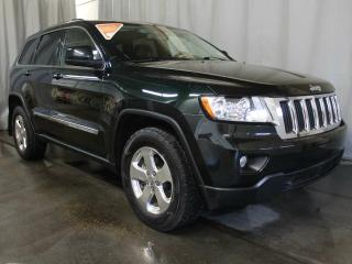 Used 2012 Jeep Grand Cherokee Laredo 4x4 / Panoramic Sunroof / GPS Navigation for sale in Edmonton, AB