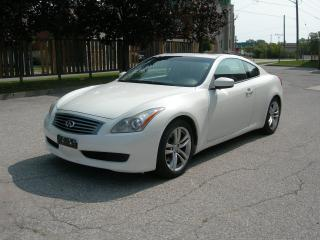 Used 2008 Infiniti G37 Premium for sale in Oshawa, ON