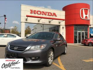 Used 2015 Honda Accord Sedan Touring for sale in Scarborough, ON