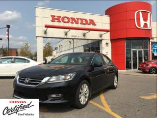 Used 2013 Honda Accord Sedan EX-L, one owner, excellent condition for sale in Scarborough, ON