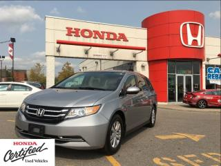 Used 2016 Honda Odyssey EX, one owner, original Roadsport vehicle for sale in Scarborough, ON