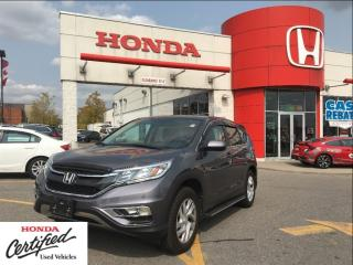 Used 2016 Honda CR-V EX, original roadsport vehicle for sale in Scarborough, ON