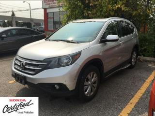 Used 2014 Honda CR-V EX, low kms, one owner for sale in Scarborough, ON