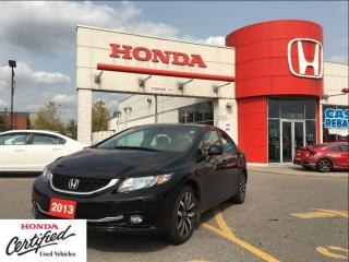 Used 2013 Honda Civic Touring, only 66,000 kms for sale in Scarborough, ON