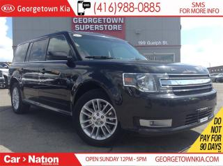 Used 2013 Ford Flex SEL | 7 PASS | ALL WHEEL DRIVE | HEATED SEATS for sale in Georgetown, ON