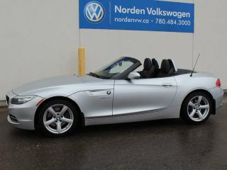 Used 2009 BMW Z4 sDrive30i for sale in Edmonton, AB