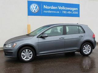 Used 2016 Volkswagen Golf 1.8 TSI Trendline for sale in Edmonton, AB