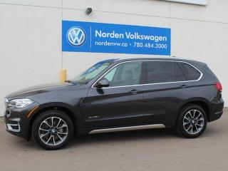 Used 2015 BMW X5 xDrive35d for sale in Edmonton, AB