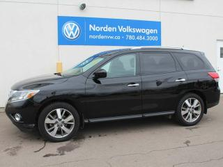 Used 2014 Nissan Pathfinder SV for sale in Edmonton, AB