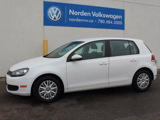 Used 2013 Volkswagen Golf 2.5L Trendline for sale in Edmonton, AB