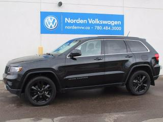 Used 2012 Jeep Grand Cherokee Laredo for sale in Edmonton, AB