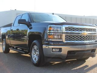 Used 2014 Chevrolet Silverado 1500 LT, BACKUP CAM, BLUETOOTH, CRUISE CONTROL, USB / AUX for sale in Edmonton, AB