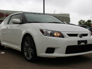 Used 2013 Scion tC 2DR COUPE, 6 SPEED MANUAL, DUAL SUNROOF, BLUETOOTH, CRUISE CONTROL, USB / AUX for sale in Edmonton, AB
