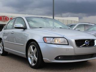 Used 2011 Volvo S40 SUNROOF, HEATED SEATS, BLUETOOTH, CRUISE CONTROL, LEATHER SEATS, for sale in Edmonton, AB