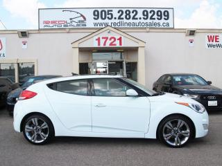 Used 2012 Hyundai Veloster Leather, Navi, WE APPROVE ALL CREDIT for sale in Mississauga, ON
