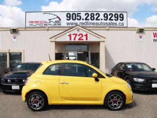 Used 2012 Fiat 500 Lounge, Leather, WE APPROVE ALL CREDIT for sale in Mississauga, ON