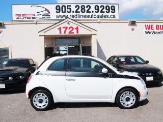 Used 2012 Fiat 500 C Convertible, WE APPROVE ALL CREDIT for sale in Mississauga, ON