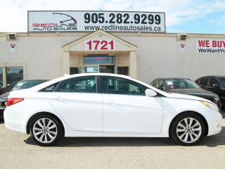 Used 2013 Hyundai Sonata SE, Leather, Sunroof, WE APPROVE ALL CREDIT for sale in Mississauga, ON