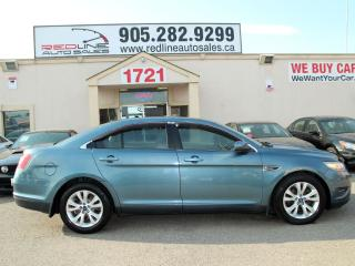 Used 2010 Ford Taurus SEL, Alloys, WE APPROVE ALL CREDIT for sale in Mississauga, ON