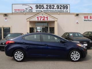 Used 2013 Hyundai Elantra GL, WE APPROVE ALL CREDIT for sale in Mississauga, ON