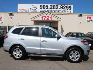 Used 2010 Hyundai Santa Fe Alloys, WE APPROVE ALL CREDIT for sale in Mississauga, ON