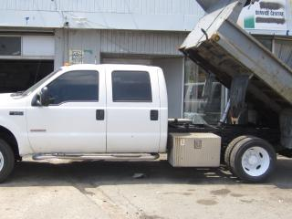 Used 2003 Ford F-550 4 DOOR 10 FT DUMP BOX for sale in North York, ON