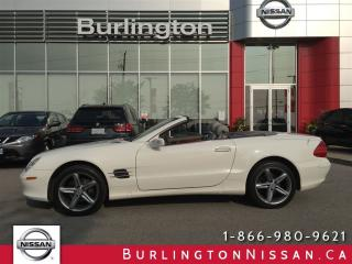 Used 2005 Mercedes-Benz SL-Class 5.0L for sale in Burlington, ON