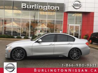 Used 2014 BMW 3 Series 335i xDrive/ M Performance for sale in Burlington, ON
