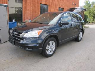 Used 2011 Honda CR-V EX-L w/Navi for sale in North York, ON