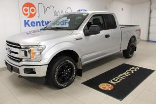 Used 2018 Ford F-150 3 MONTHS DEFERRAL!!! OAC.....XLT 4x4 SuperCab Styleside 145.0 in. WB for sale in Edmonton, AB