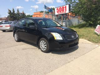Used 2009 Nissan Sentra 110K,WELLKEPT,AUTO,SAFETY+3YEARS WARRANTY INCLUDED for sale in North York, ON