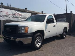 Used 2010 GMC Sierra 1500 WT for sale in Stittsville, ON