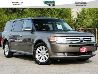 Used 2012 Ford Flex SEL  8 Passenger for sale in North York, ON