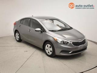 Used 2016 Kia Forte LX for sale in Edmonton, AB
