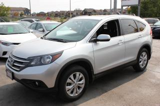 Used 2013 Honda CR-V EX AWD Sunroof for sale in Brampton, ON