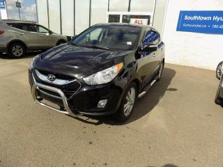 Used 2012 Hyundai Tucson Limited for sale in Edmonton, AB