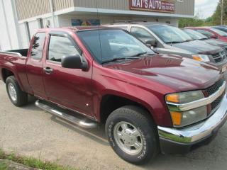 Used 2007 Chevrolet Colorado 1LT for sale in Waterloo, ON
