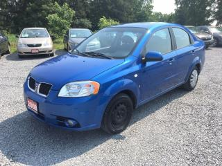Used 2008 Pontiac G3 POWER SUNROOF ONLY 56,126KMS for sale in Gormley, ON