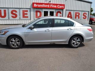 Used 2012 Honda Accord SE 4dr Sedan for sale in Brantford, ON