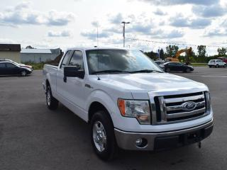 Used 2010 Ford F-150 XLT 4x2 Super Cab 6.5 ft. box 145 in. WB for sale in Brantford, ON