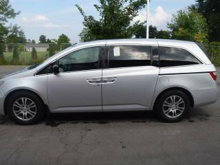 Used 2013 Honda Odyssey EX-L w/ Rear Entertainment for sale in Brantford, ON