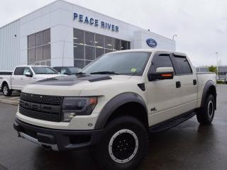 Used 2013 Ford F-150 SVT RAPTOR for sale in Peace River, AB