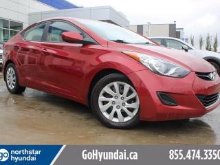 Used 2013 Hyundai Elantra GL HEATED SEATS/BLUETOOTH for sale in Edmonton, AB