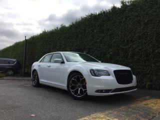 Used 2016 Chrysler 300 S + NAV + SUNROOF + BACK-UP CAM + NO EXTRA DEALER FEES for sale in Surrey, BC