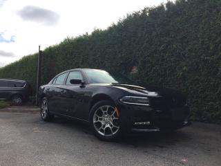 Used 2016 Dodge Charger SXT PLUS AWD + HEATED/VENT FT SEATS + SUNROOF + BACK-UP CAM + REAR PARK ASSIST + NO EXTRA DEALER FEES for sale in Surrey, BC