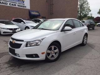 Used 2012 Chevrolet Cruze LT TURBO - SUNROOF - BLUETHOOTH - ALLOYS for sale in Aurora, ON