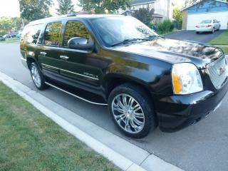 Used 2007 GMC Yukon Denali XL YUKON XL DENALI for sale in Mississauga, ON