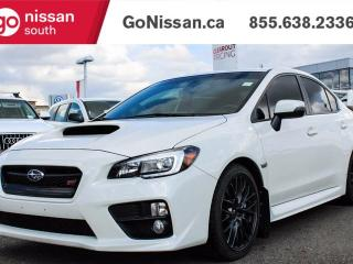 Used 2015 Subaru WRX STI SPORT PACKAGE, LOW KM'S, GREAT SHAPE!! for sale in Edmonton, AB