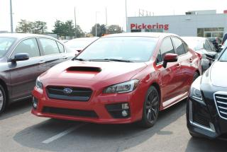 Used 2016 Subaru WRX SUNROOF | LEATHER | TINT for sale in Pickering, ON