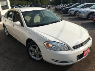 Used 2008 Chevrolet Impala LT/AUTO/LOADED/ALLOYS/VERY CLEAN for sale in Scarborough, ON